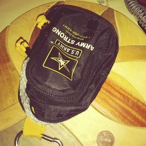 Handbags - Small army purse for pocket knife ect